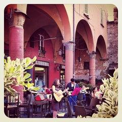 Photo taken at Piazza Verdi by Eugi A. on 7/20/2012