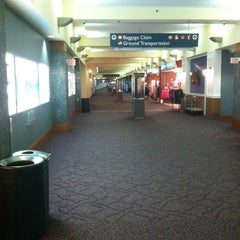 Photo taken at T.F. Green Airport (PVD) by Keir H. on 3/15/2012