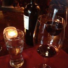 Photo taken at Veritas Wine Room by Matthew M. on 3/18/2012