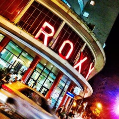 Photo taken at Cinema Roxy by Pedro M. on 8/19/2012