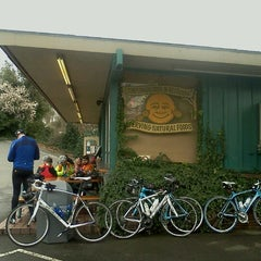 Photo taken at Sunflower Natural Foods Drive-In by Jennifer P. on 2/18/2012