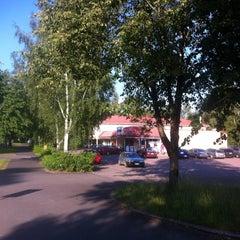 Photo taken at Siwa Anjala by Aleksi K. on 7/1/2012