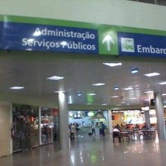 Photo taken at Terminal Rodoviário Frederico Ozanam by Emerson A. on 9/12/2011