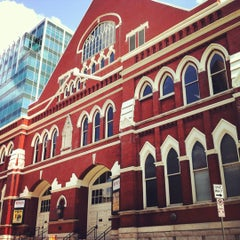 Photo taken at Ryman Auditorium by Harriet on 9/5/2012