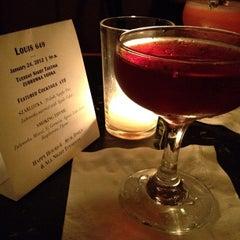 Photo taken at Louis 649 by Steven L. on 1/25/2012