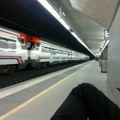 Photo taken at RENFE Passeig de Gràcia by Marc on 12/6/2011