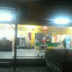 Photo taken at Pasaraya HERO (Hypermarket) by An Irdawati Z. on 1/29/2012