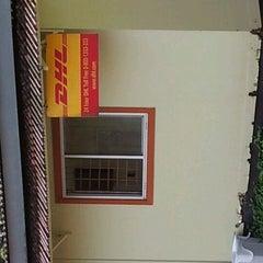 Photo taken at DHL Tembagapura by Zack J. on 5/22/2012