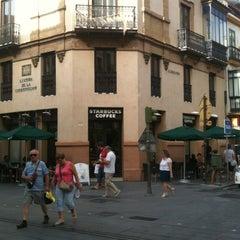 Photo taken at Starbucks Coffee by Eden M. on 8/18/2012