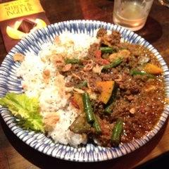 Photo taken at 蓮 by Masanori M. on 3/24/2012