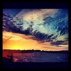 Photo taken at Joplin Regional Airport (JLN) by Jason P. on 8/18/2012