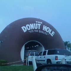 Photo taken at The Donut Hole by Ashley M. on 2/2/2012