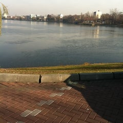 Photo taken at Clubul Floreasca by Claudia K. on 11/30/2011
