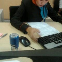 Photo taken at BNI cabang Banda by ira y. on 4/16/2012
