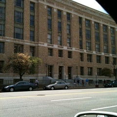 Photo taken at U.S. Department of Agriculture (USDA) Jamie L. Whitten Building by Craig B. on 8/12/2011