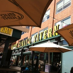 Photo taken at Harry Caray's Tavern by Jeff on 10/29/2011