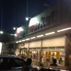 Photo taken at Supermarket by Luiz M. on 6/29/2012