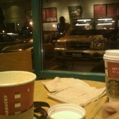 Photo taken at Starbucks by Max G. on 12/13/2011