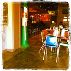 Photo taken at Frat Burger by Dylan D. on 11/5/2011