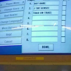Photo taken at Brunswick Zone XL - Brooklyn Park by Justin A. on 6/9/2012