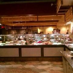 Photo taken at KoyWan Hibachi Buffet by Just J. on 10/8/2011
