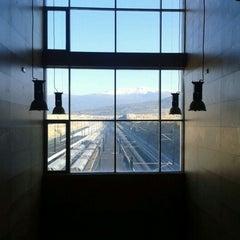 Photo taken at Estación de Segovia-Guiomar by Miguel D. on 12/12/2011
