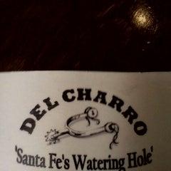 Photo taken at Del Charro by Jorge Z. on 1/1/2012