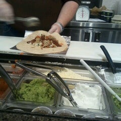 Photo taken at Qdoba Mexican Grill by Tom S. on 1/30/2012