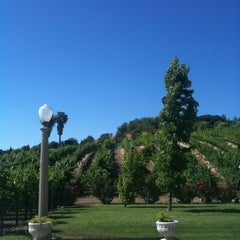 Photo taken at Baily Vineyard & Winery by Tom P. on 7/9/2011