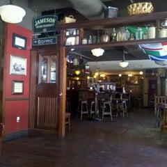 Photo taken at Tigín Irish Pub and Restaurant by Melissa M. on 4/16/2012