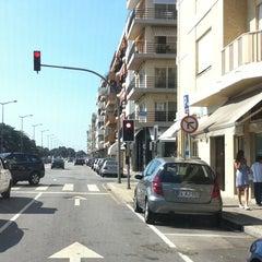 Photo taken at Avenida do Brasil by Luis C. on 7/23/2011