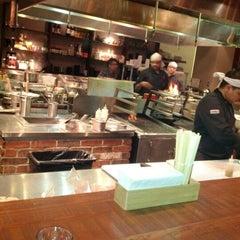 Photo taken at Kushi Izakaya & Sushi by Alex V. on 1/15/2012