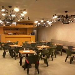 Photo taken at DOX Centrum současného umění by Petra E. on 1/19/2012