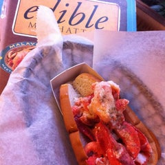 Photo taken at Luke's Lobster EV by May M. on 9/8/2011