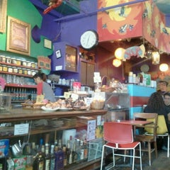 Photo taken at Beehive Coffeehouse by Sandra S. on 8/24/2012