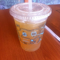 Photo taken at Caribou Coffee by Nims on 7/5/2012