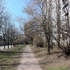 Photo taken at Parking by Антон on 4/14/2012