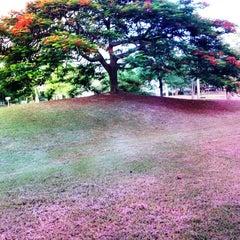 Photo taken at Koolpunt Park by 🐳MaPaPah⛵ on 6/30/2012