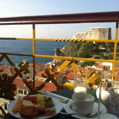 Photo taken at Hilton Imperial Dubrovnik Hotel by soul on 6/2/2012
