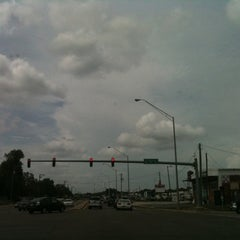 Photo taken at Bearss Ave & Nebraska Ave by rocío aracelis ú. on 8/7/2012
