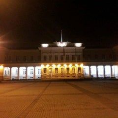 Photo taken at Vilniaus universiteto Filosofijos fakultetas by Ömer Fadıl U. on 3/17/2012