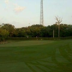 Photo taken at El Manglar Golf Course by Juan T. on 9/12/2012
