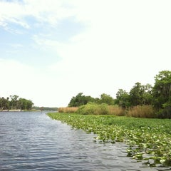 Photo taken at St. John's River by John J. on 3/31/2012