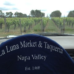 Photo taken at La Luna Market & Taqueria by Napa Valley Bitters C. on 4/24/2012