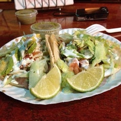Photo taken at Tortilleria Mexicana Tres Hermanos by Libby on 7/21/2012