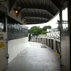 Photo taken at Steamship Authority - Hyannis Terminal by Chris C. on 7/4/2012