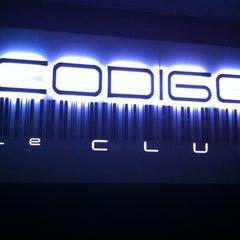 Photo taken at Codigo Le Club by Jesus d. on 6/24/2012