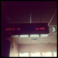 Photo taken at Marcus North Shore Cinema by Ben B. on 4/4/2012