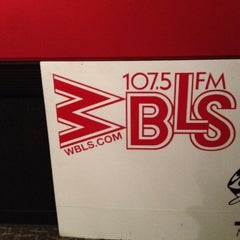 Photo taken at WBLS-FM 107.5 by Lynn D. on 8/22/2012