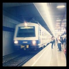 Das Foto wurde bei Bahnhof Wien Mitte von Mennan B. am 9/10/2012 aufgenommen